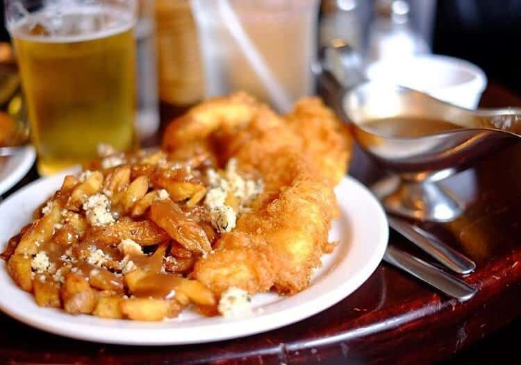 fish and chips in newfoundland