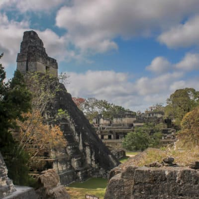 How to Not Visit Tikal from Flores Guatemala