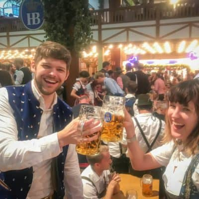 What is attending Oktoberfest really like?