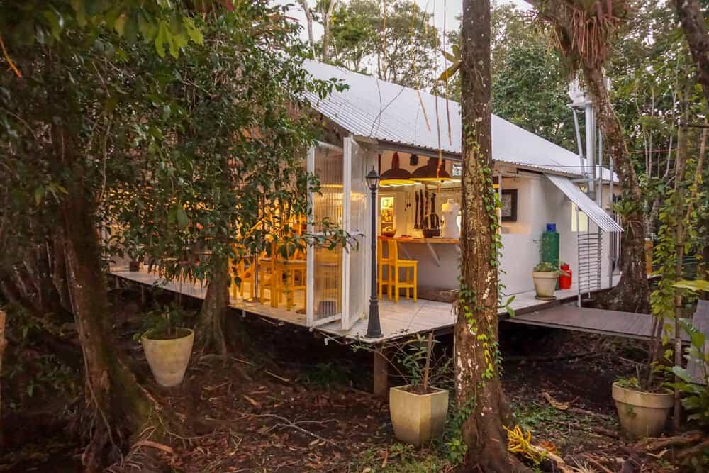Dreamcatchers Eco Lodge rio dulce guatemala