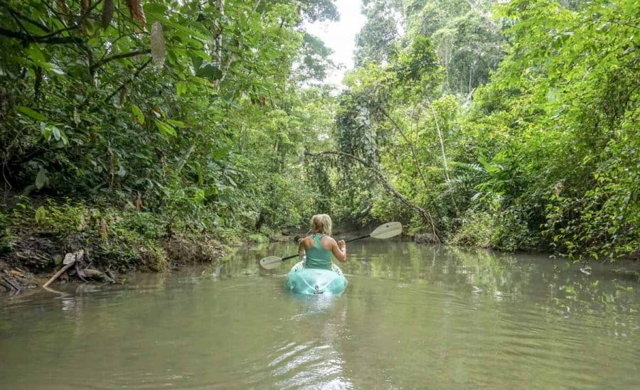 Fun Things to do while Backpacking Bocas Del Toro, Panama