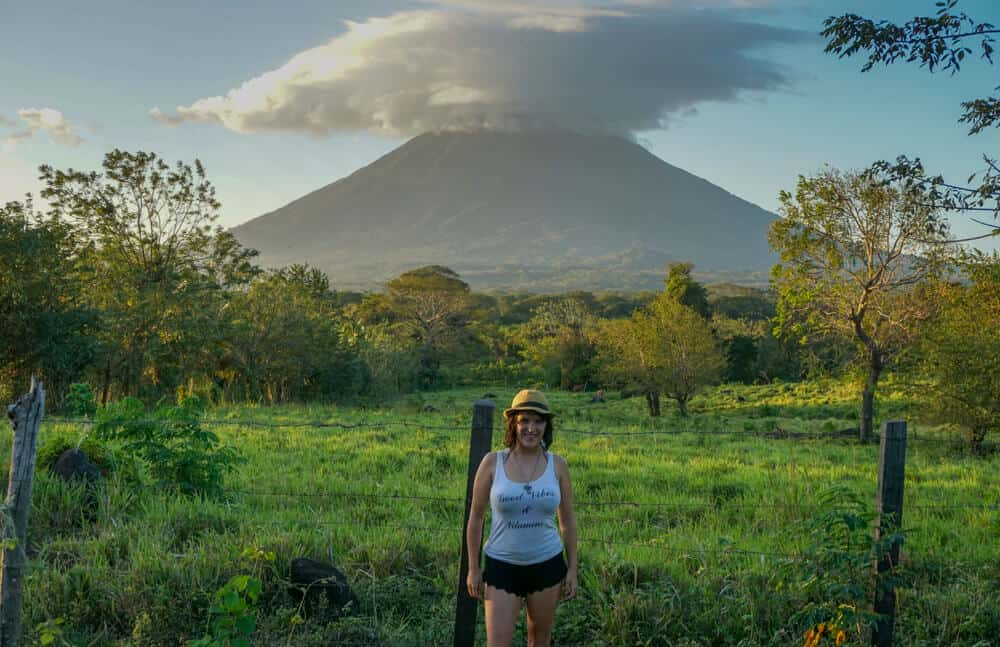 Volcan Maderas in Ometepe