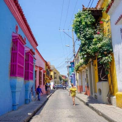 Five reasons you will fall in love with Cartagena
