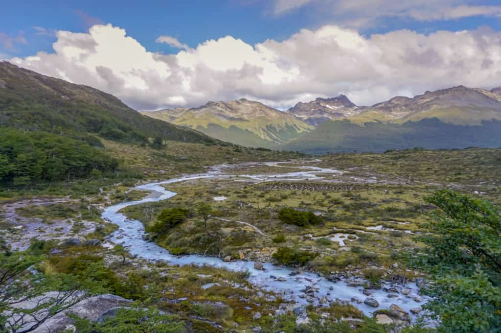 best hikes in ushuaia