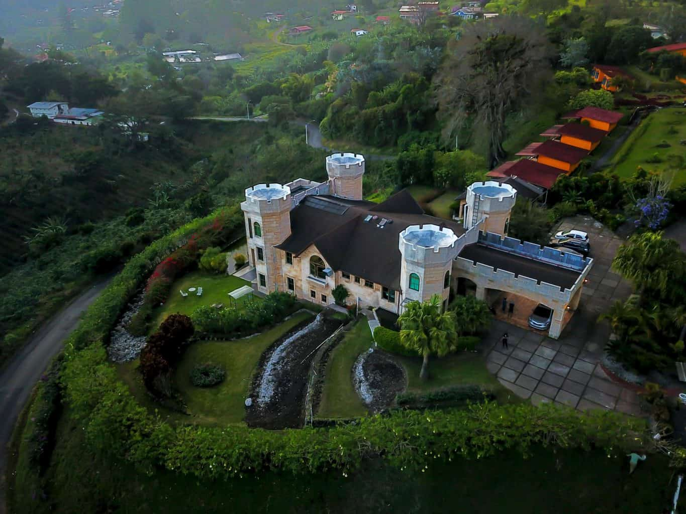 Bambuda Castle is the best place to stay in Boquete