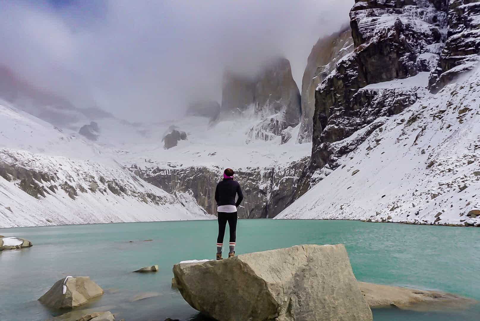 Torres De Las Paine national park