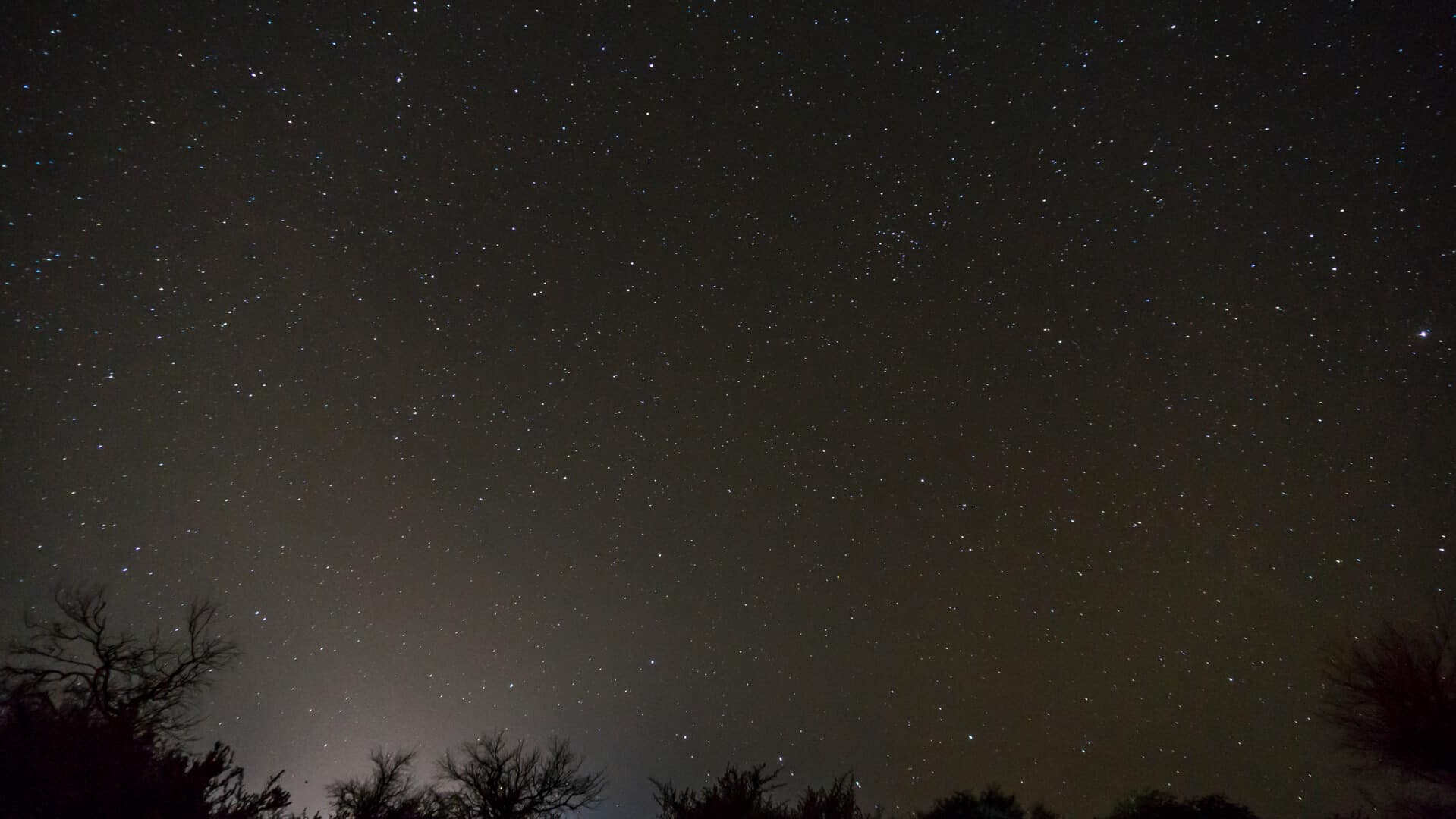 Stars in the Atacama Desert