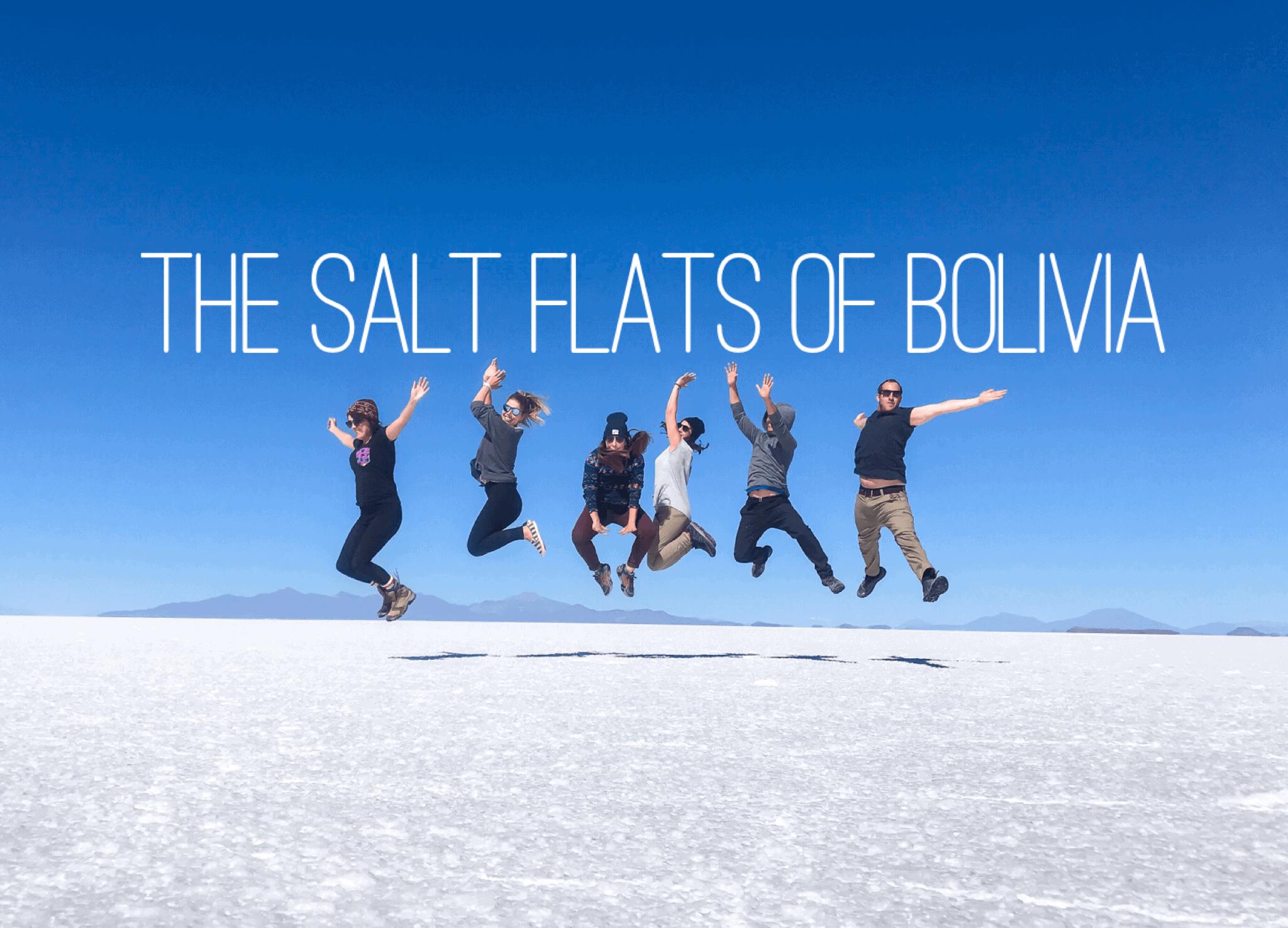 Bolivia Salt Flat Tours