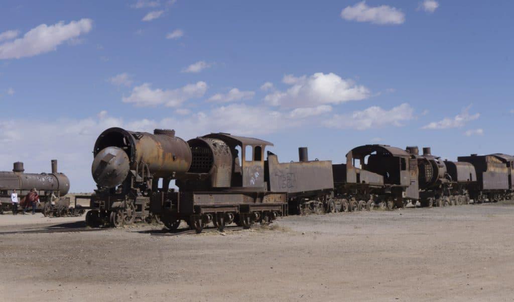 Railway Cemetary