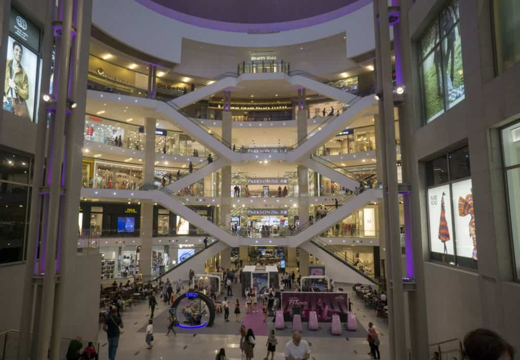 Shopping in Kuala Lumpur is one of the best ways to spend a day in KL