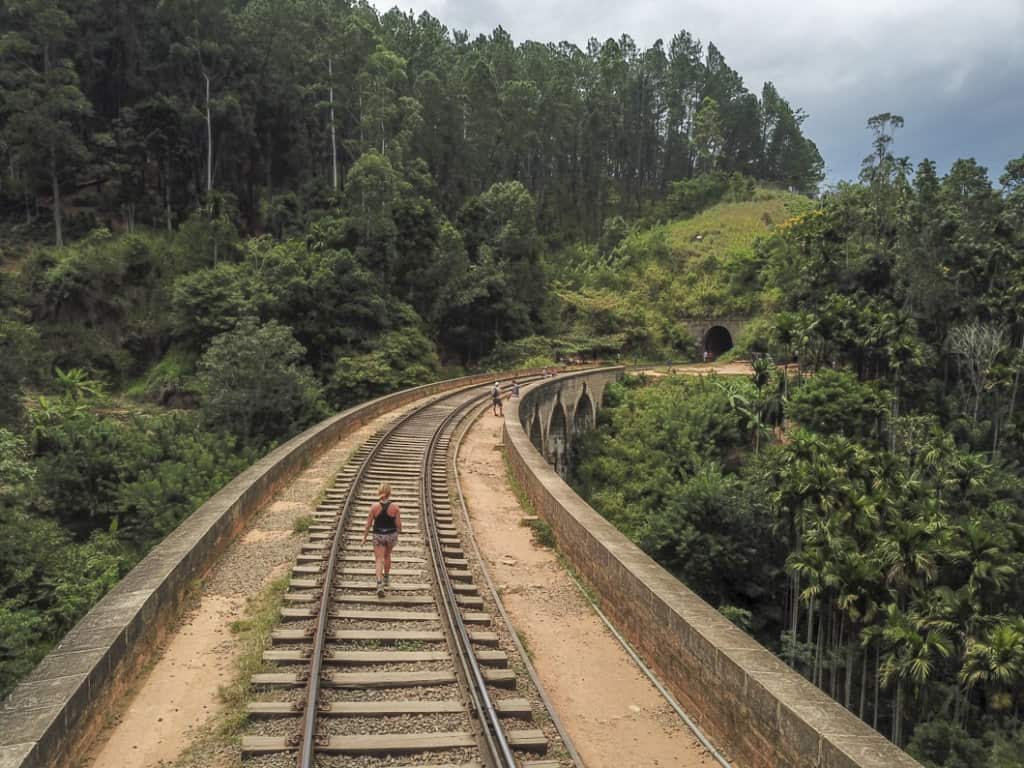 walk the railway tracks as a thing to do in Ella