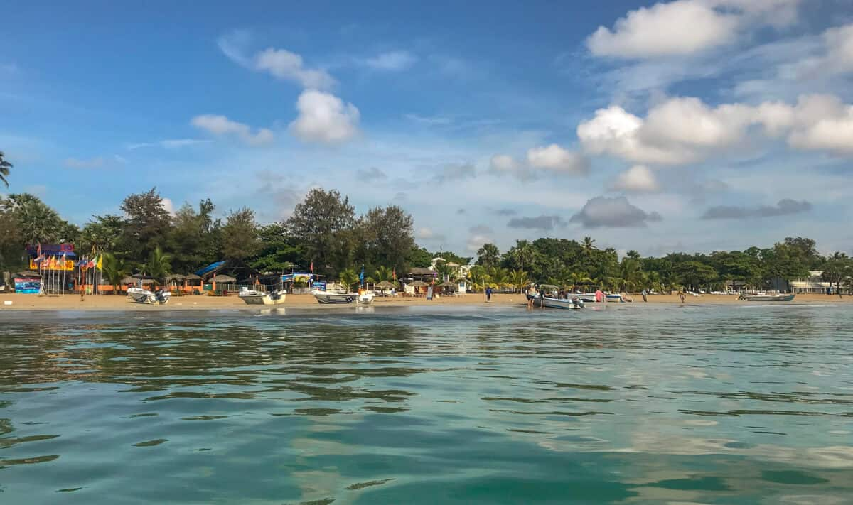 Trincomalee is a great beach to visit in Sri Lanka