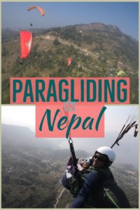 Why Paragliding is one of the best adventures in Nepal – Explore
