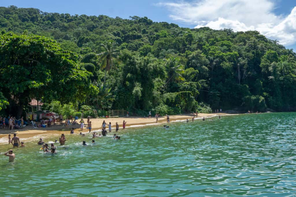 Ilha Grande Boat Tour