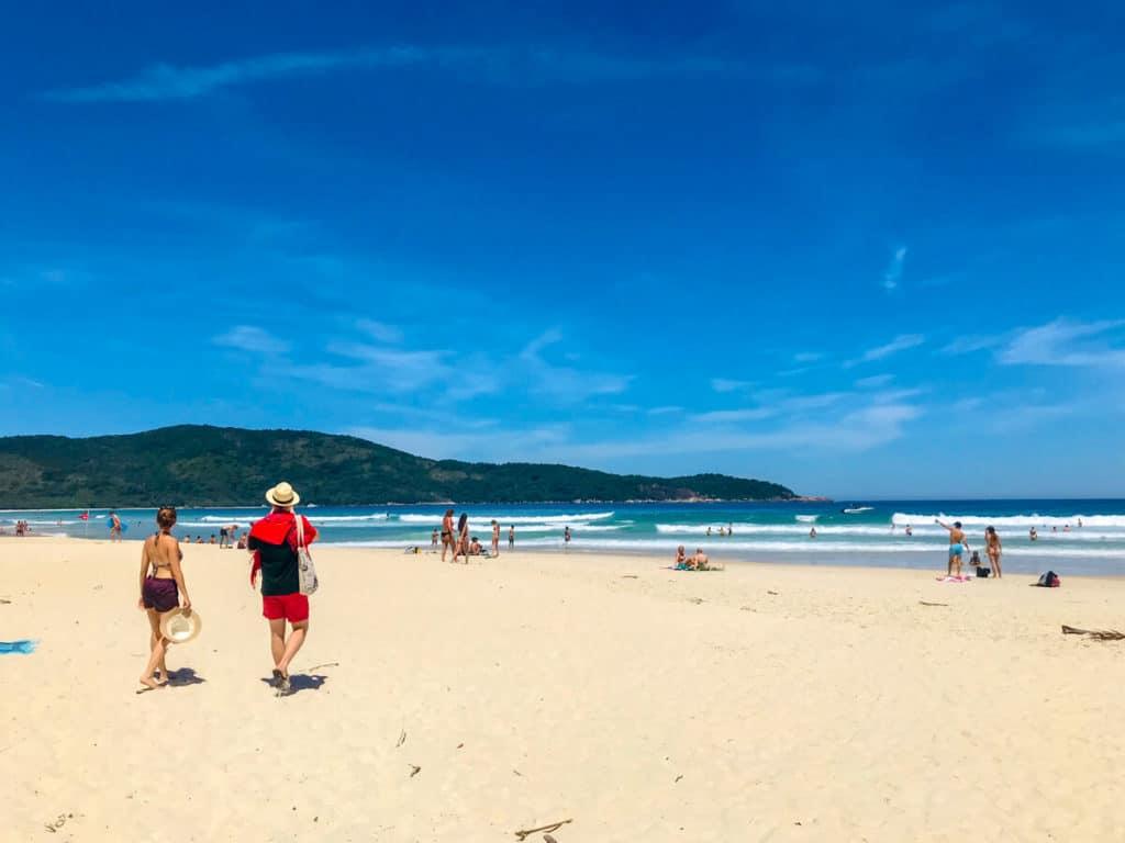 Lopes Mendez Beach