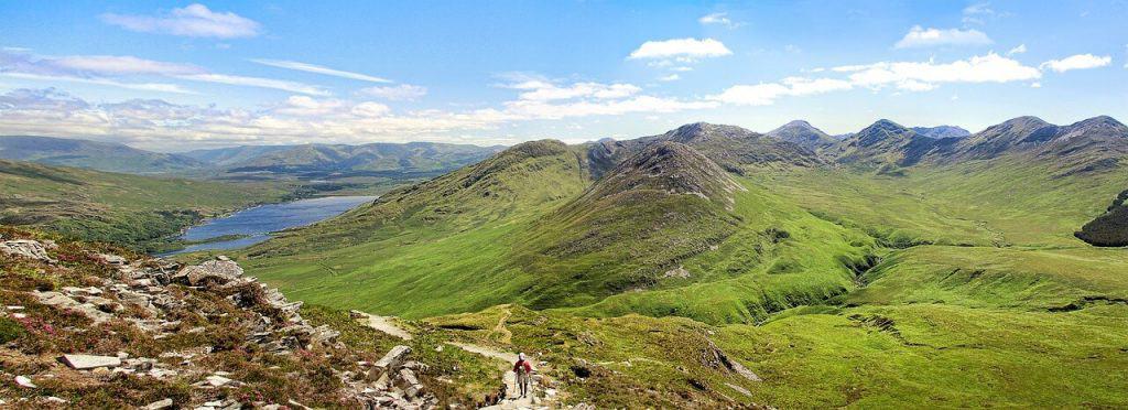 Connemara national park as a dublin day trips