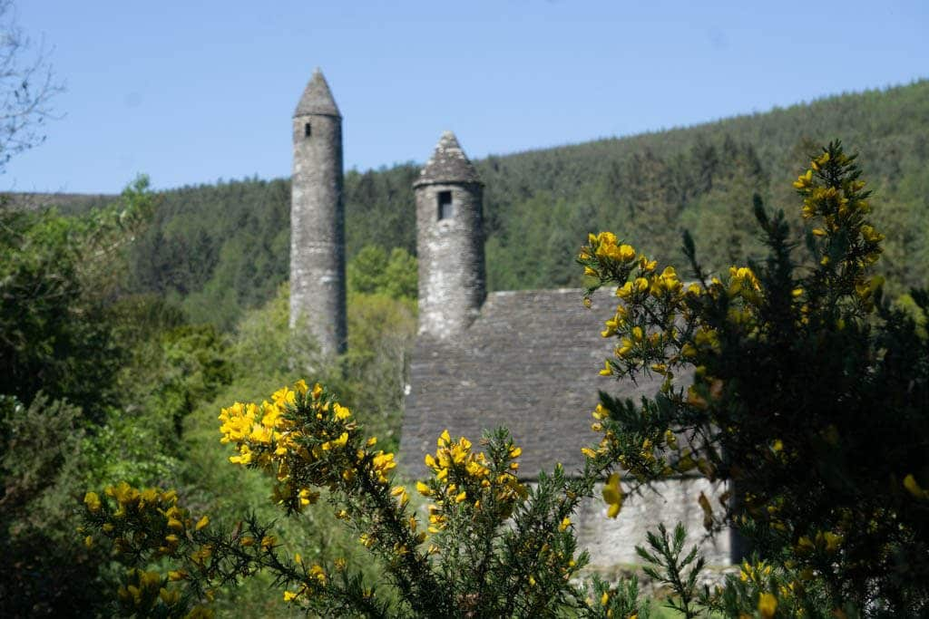 Glendalough is a great day tour from Dublin