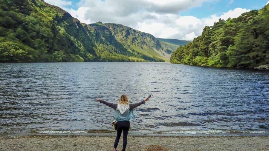 solo travel in Ireland