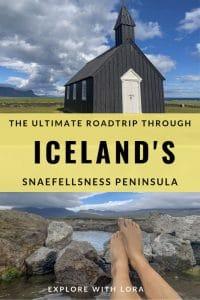 roadtrip in Iceland Pin