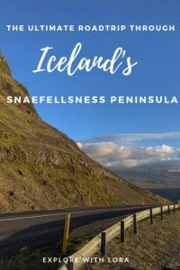 pin for icelands snaefellsness peninsula post