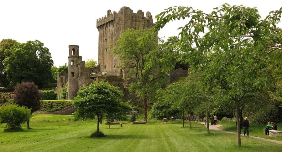 Blarney Castle is one of the best things to do in Cork