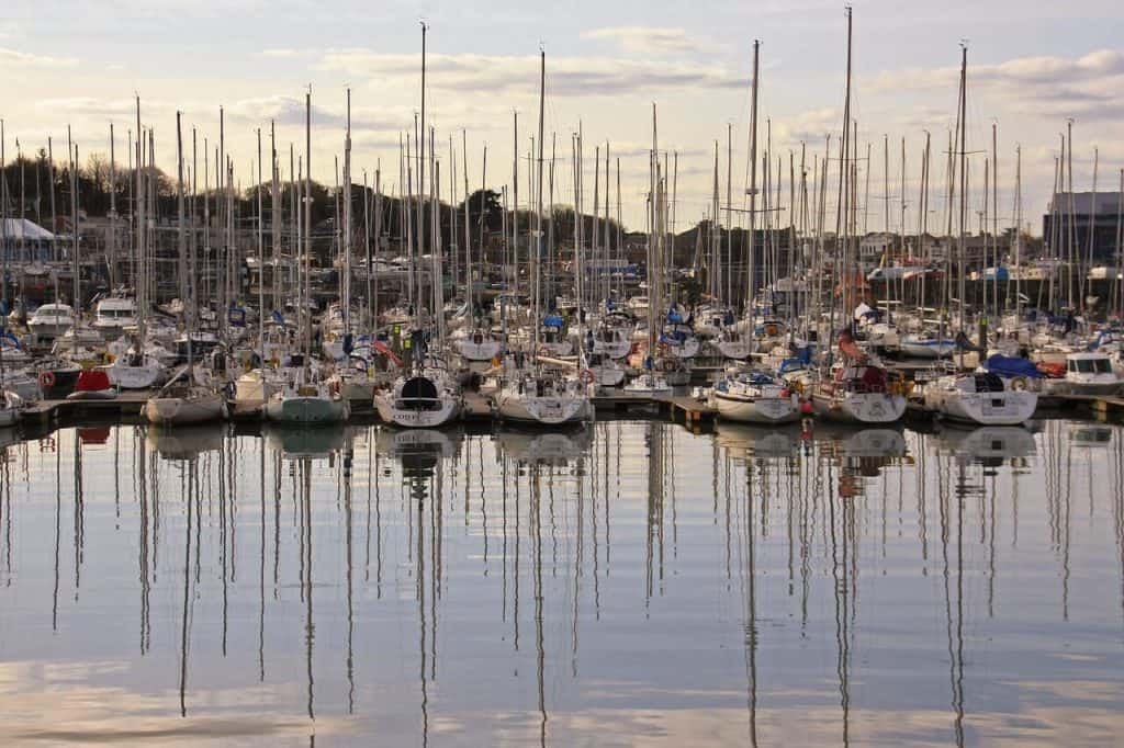 Howth is one of the easiest day trips from Dublin