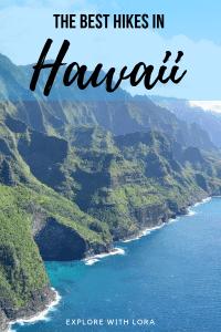 pin for hawaii hiking