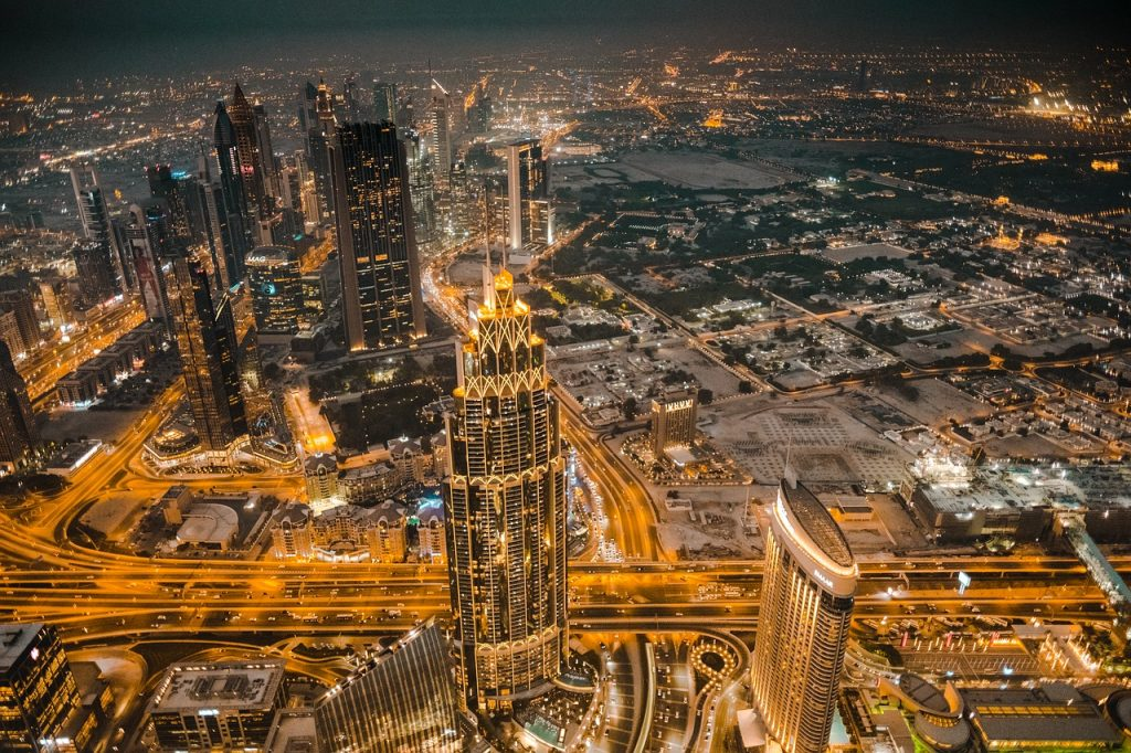 there are many adventure activities in Dubai, a city of contrasts