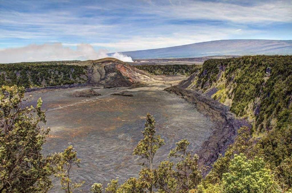 Kilauea Crater Hike