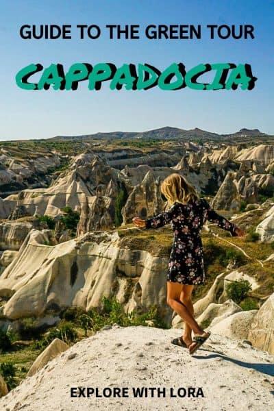 cappadocia pinterest pin
