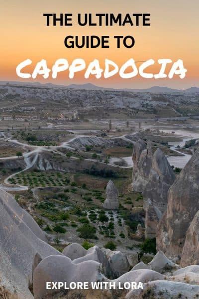 pinterest pin cappadocia tours