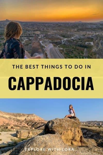 Cappadocia tours pinterest pin