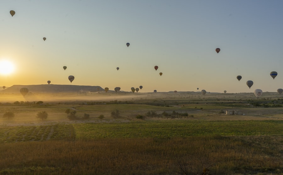 the price of a cappadocia hot air balloon flight is worth it