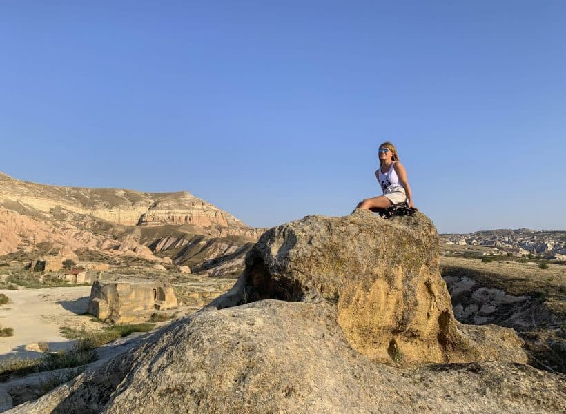 exploring cappadocia turkey on an atv tour