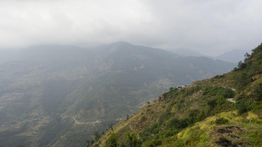 ghandruk trek Nepal