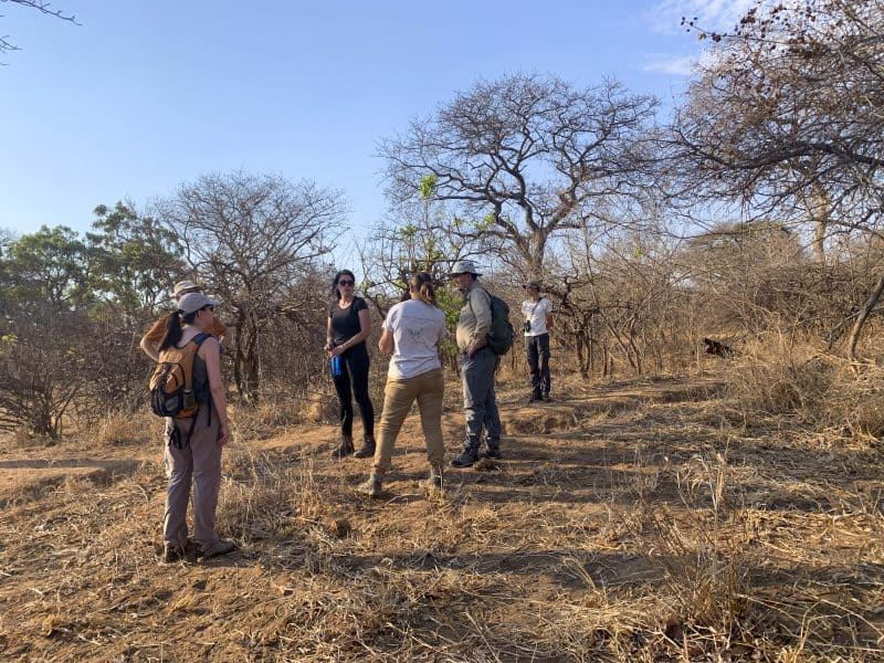 field work with biosphere expeditions