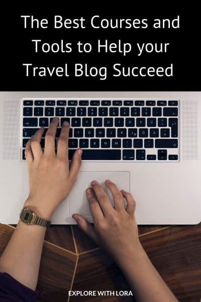 pinterest pin best blogging courses
