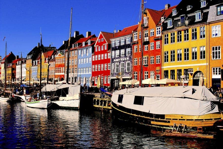 copenhagen is one of the best destinations to visit in august 2020