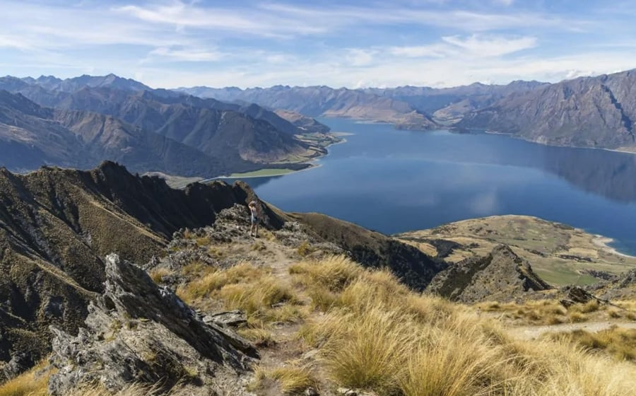 landscapes in new Zealand