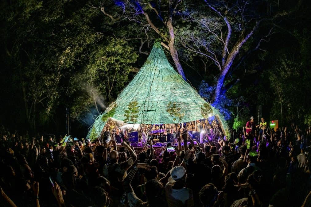 the pod stage at bpm costa rica
