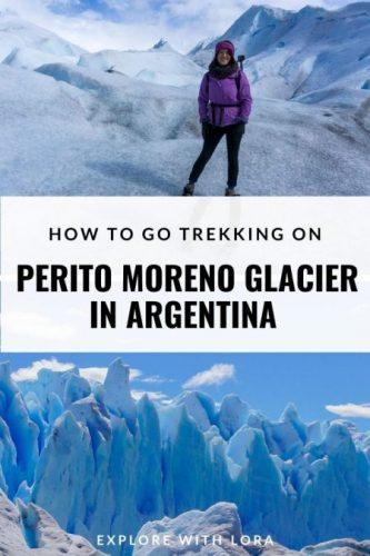 glacier trekking pin