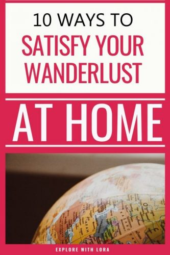 pinterest pin travel at home