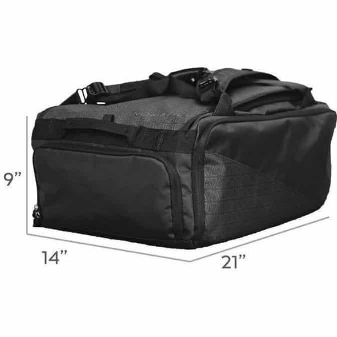 size demensions nomatic 40l travel bag