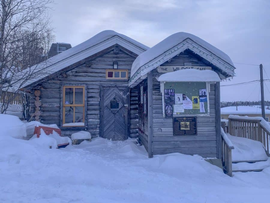 wildcat cafe in yellowknife