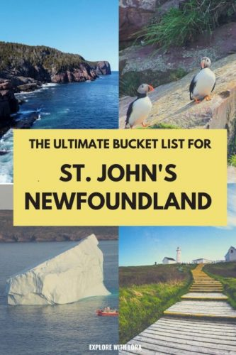 pin things to do in st. john's newfoundland