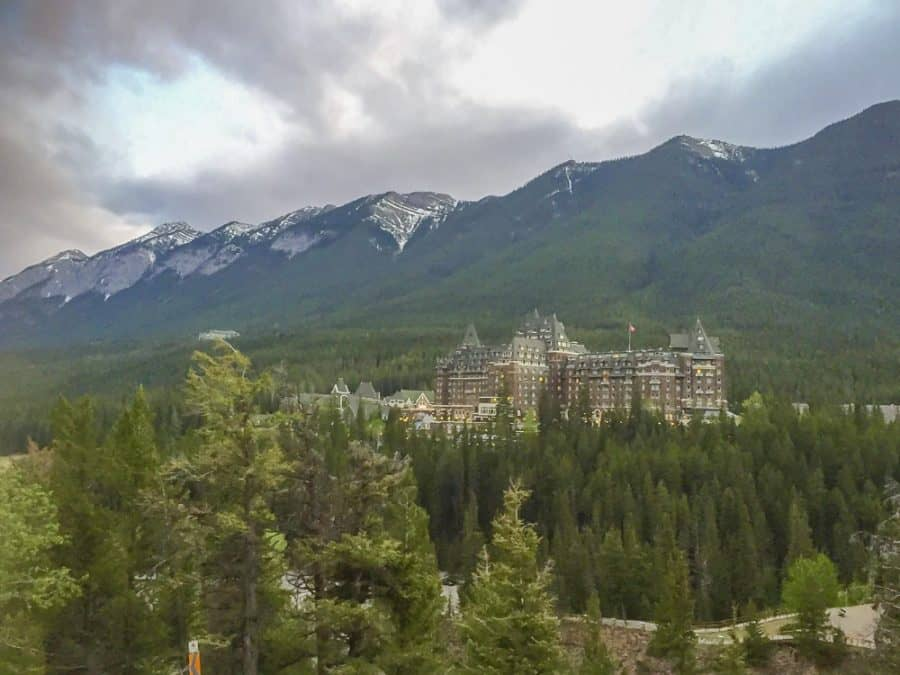 fairmont viewpoint best hikes banff national park