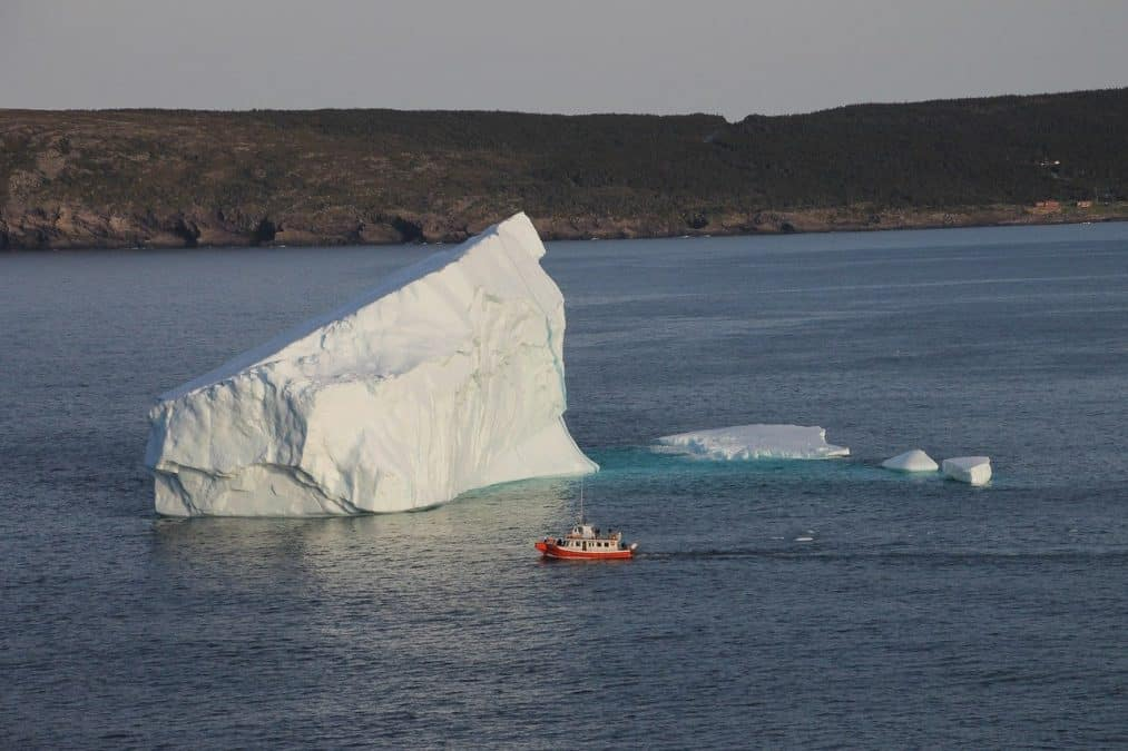 iceberg tour thing's to do in st. john's newfoundland