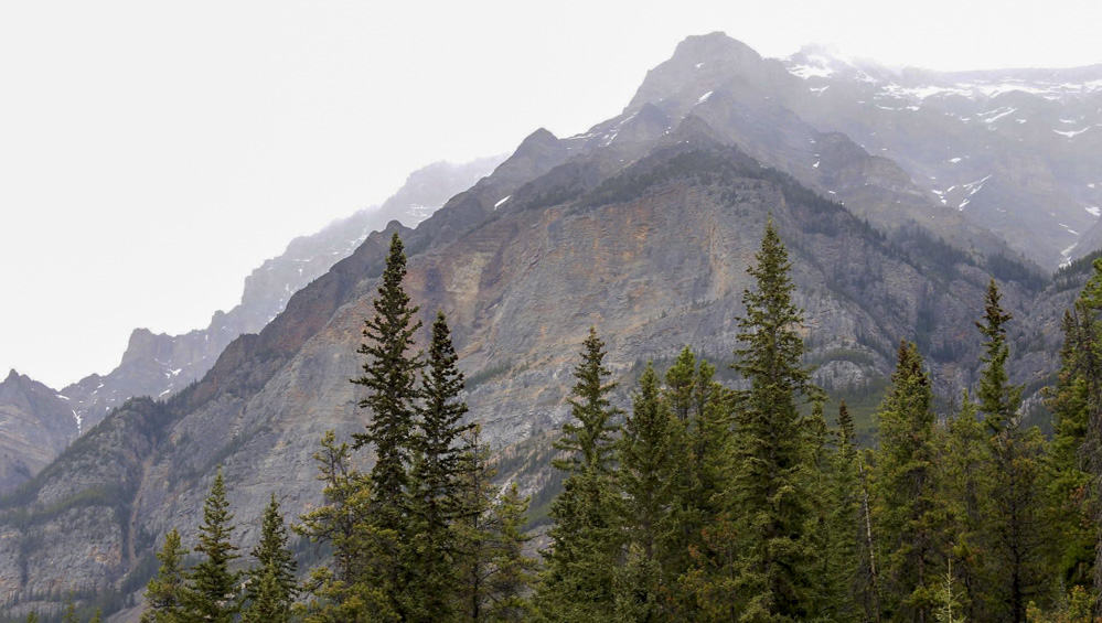 vancouver to banff road trip itinerary through jasper