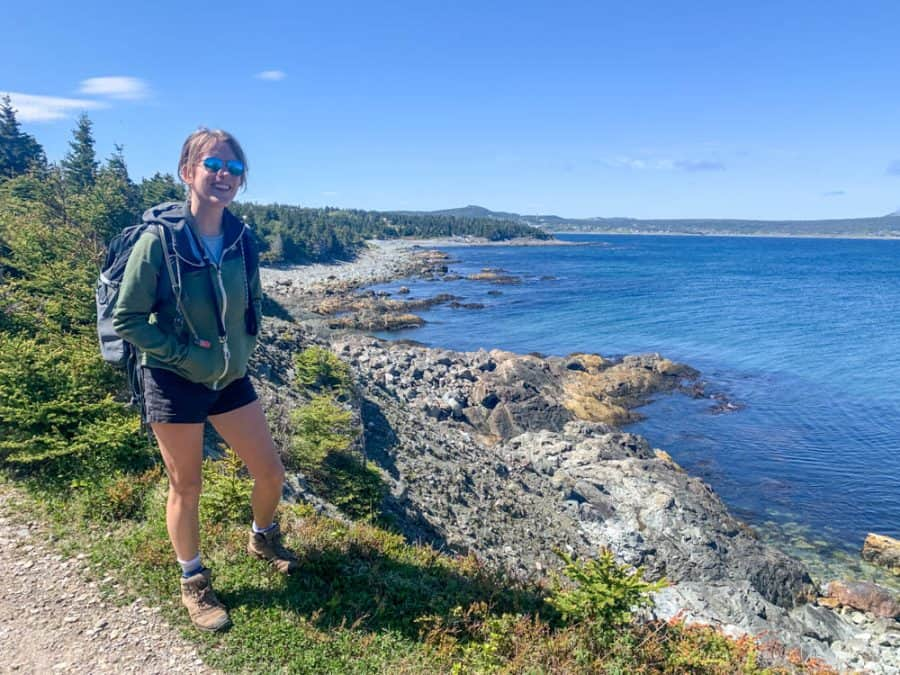 hiking the east coast trail in newfoundland