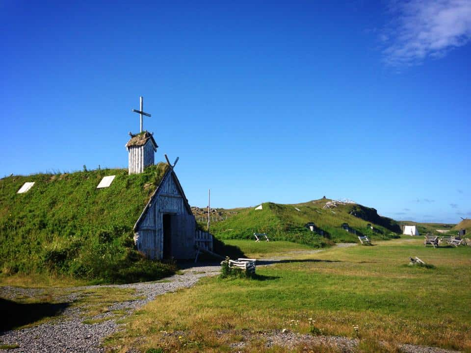 l'anse aux meadows on a newfoundland itinerary